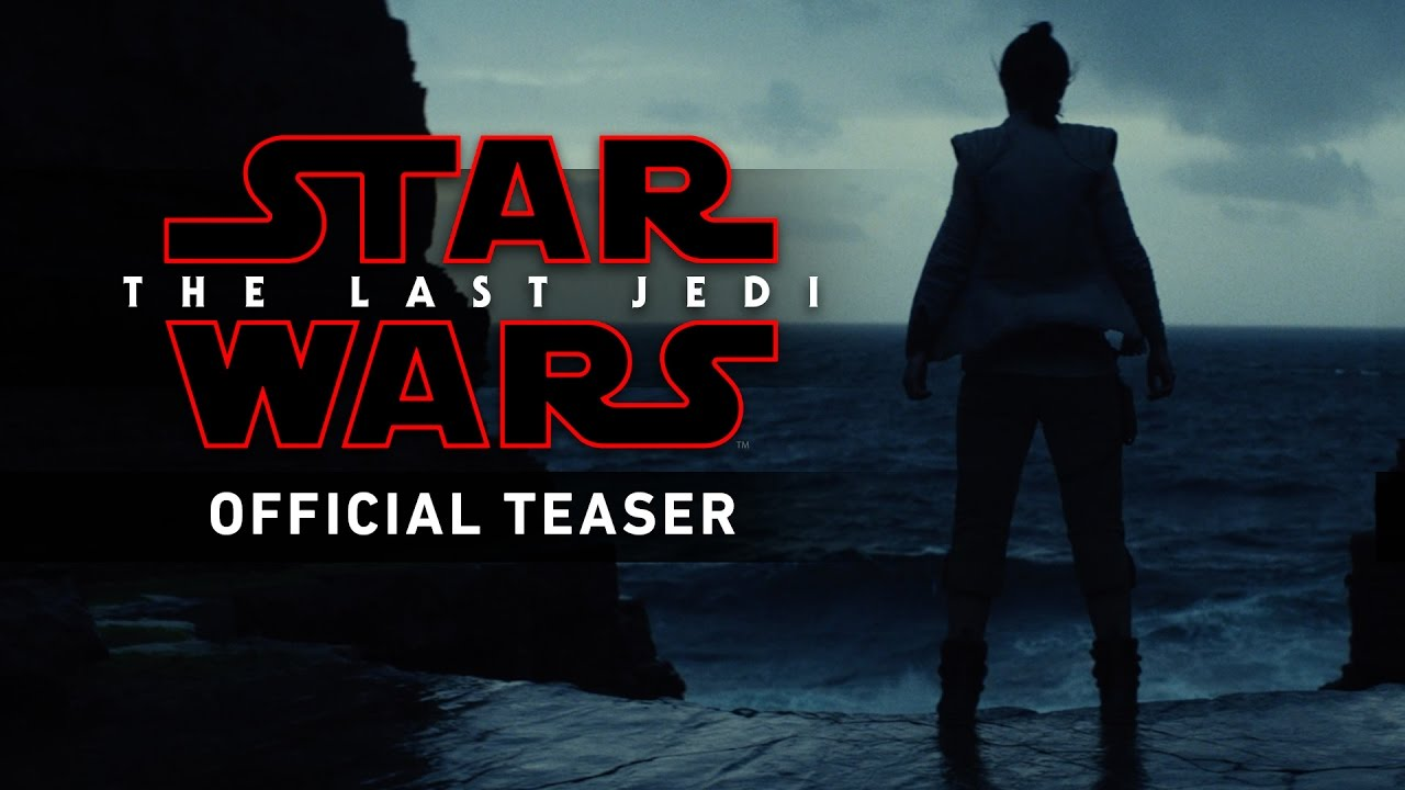 Primer tráiler de Star Wars: The Last Jedi