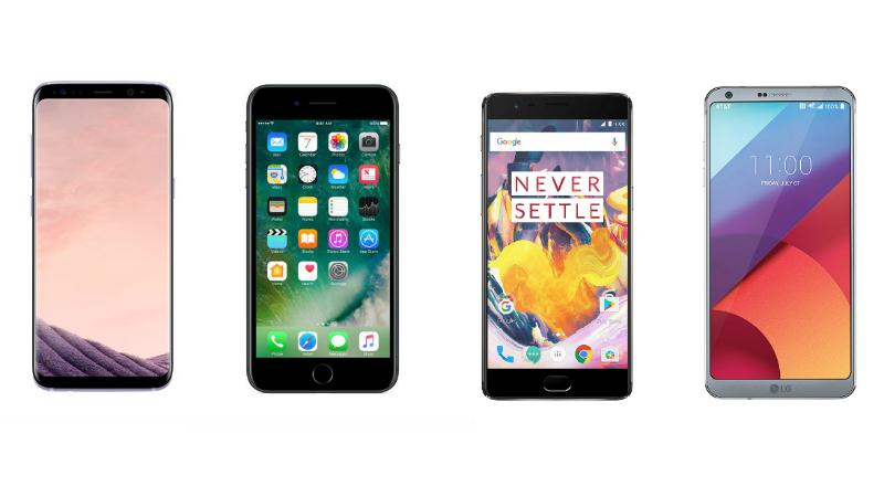los mejores smartphones 2017