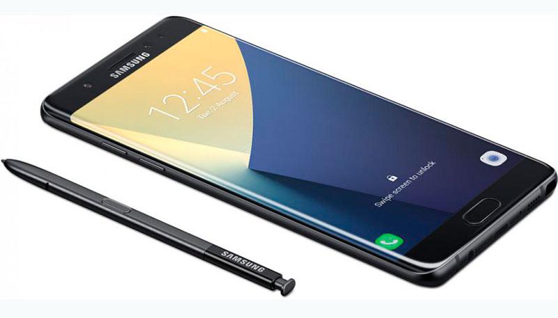 El nuevo Samsung Galaxy Note 8 y sus impresionantes características
