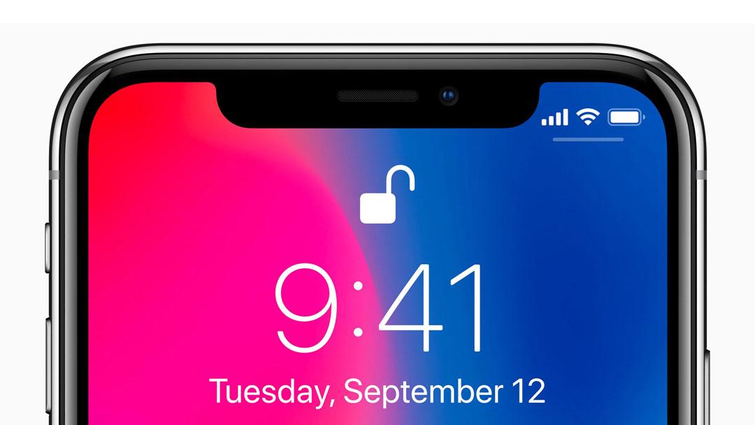 que es face id iphone x