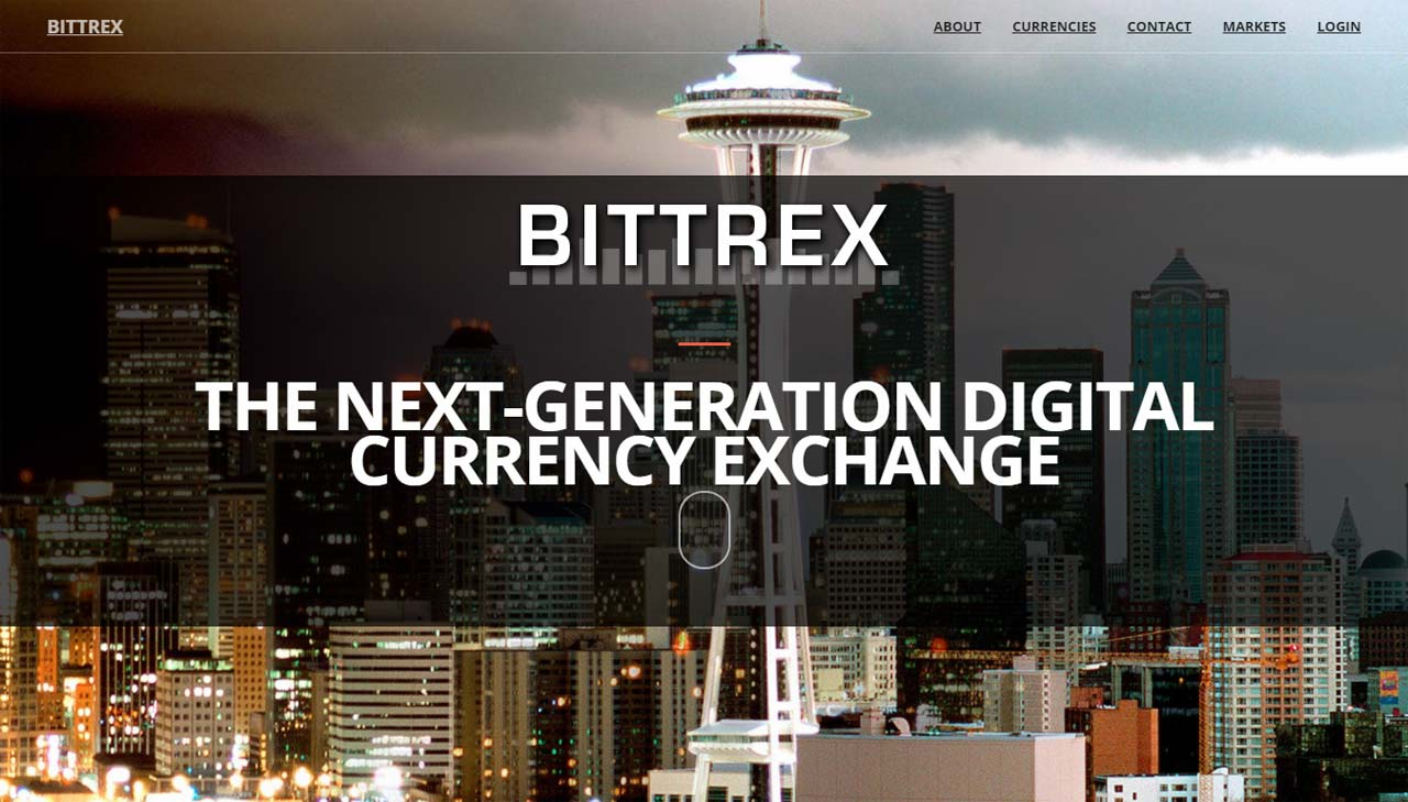 como usar bittrex