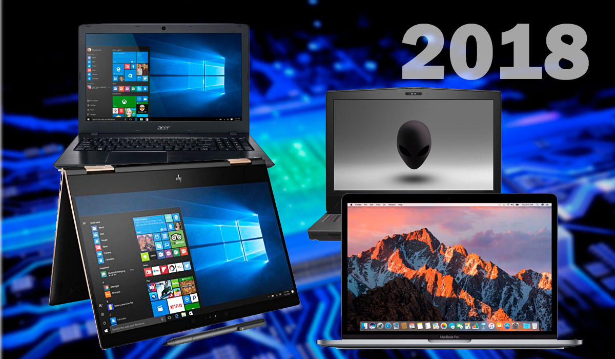 Las mejores laptops 2 en 1