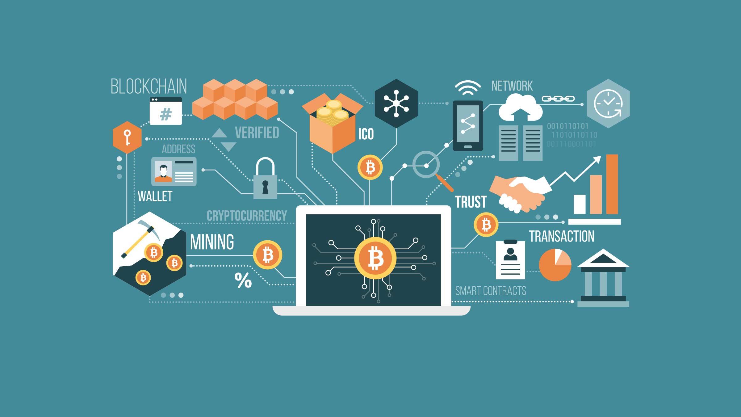 qué son y como funcionan las criptomonedas