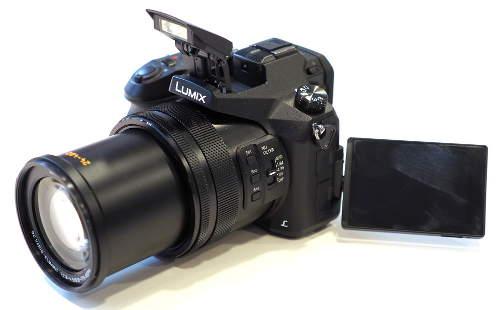 Las mejores cámaras bridge con Super Zoom