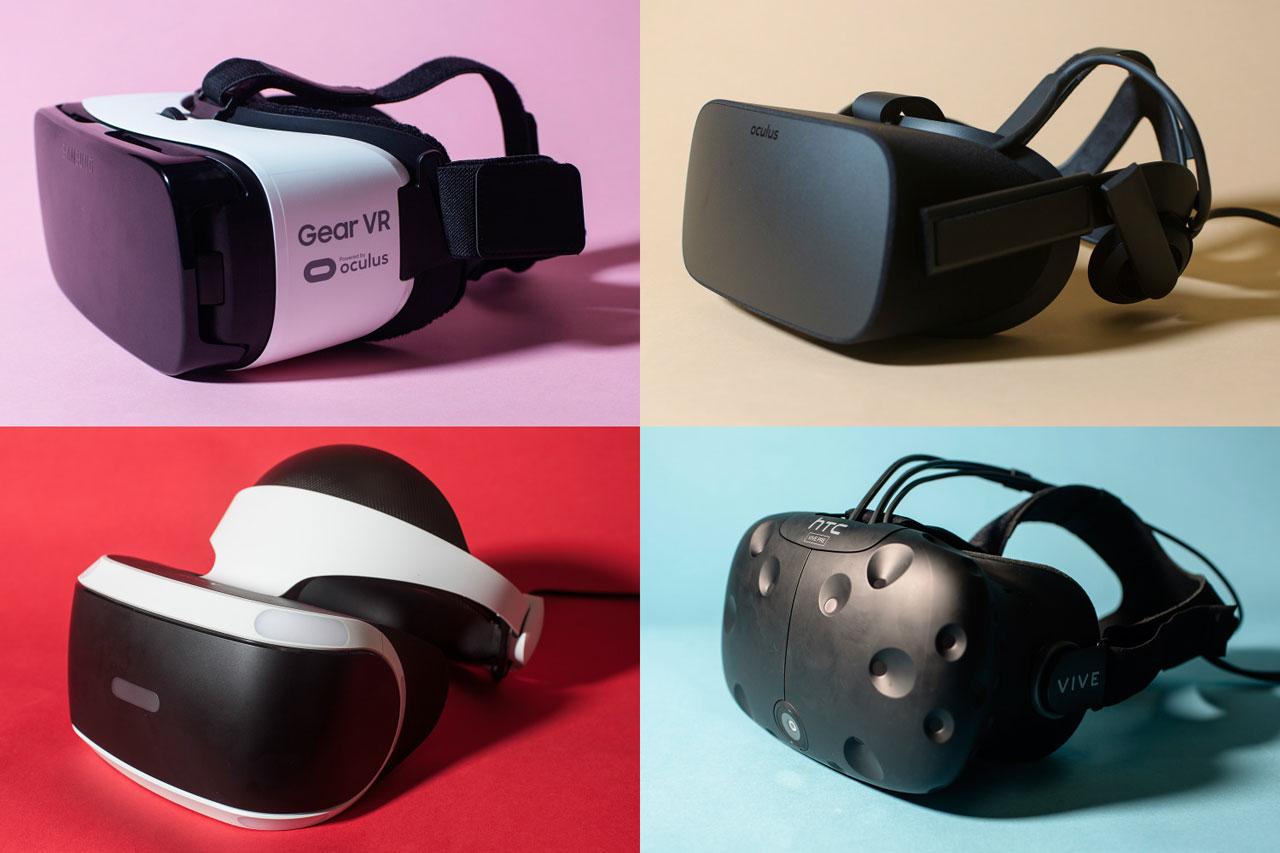 Las Mejores Gafas de Realidad Virtual del 2018