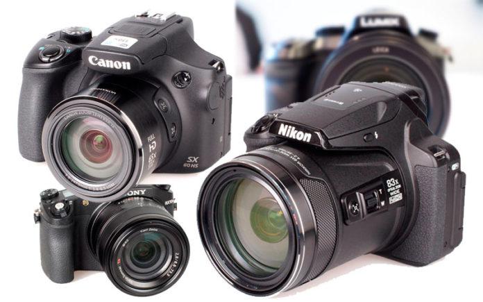 Las mejores cámaras compactas Ultra Zoom 2019