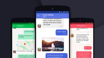 Las 25 Mejores Apps de Mensajería para Android e iOS (2018)