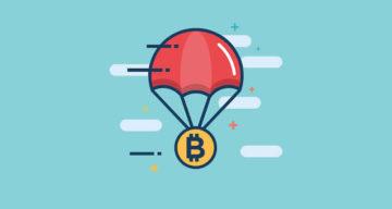 Airdrops, una nueva forma de ganar criptomonedas gratis