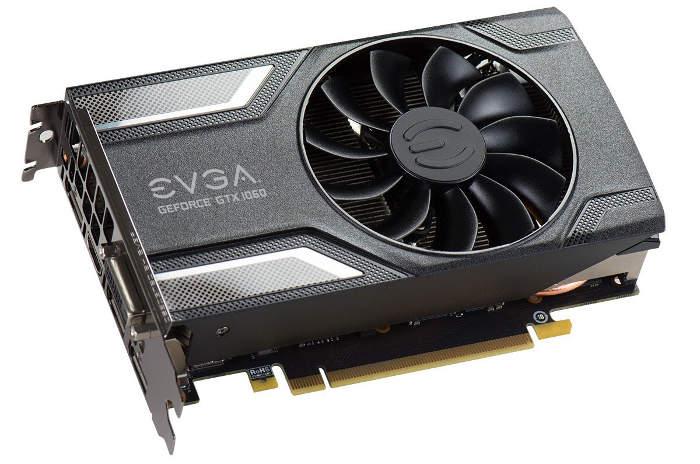 GeForce GTX 1060 EVGA regresa con su precio original