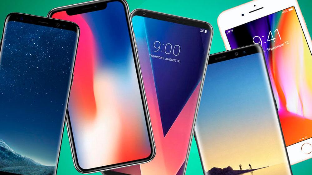 Los mejores smartphones 2018