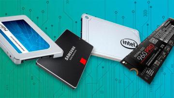 Las mejores unidades SSD 2019