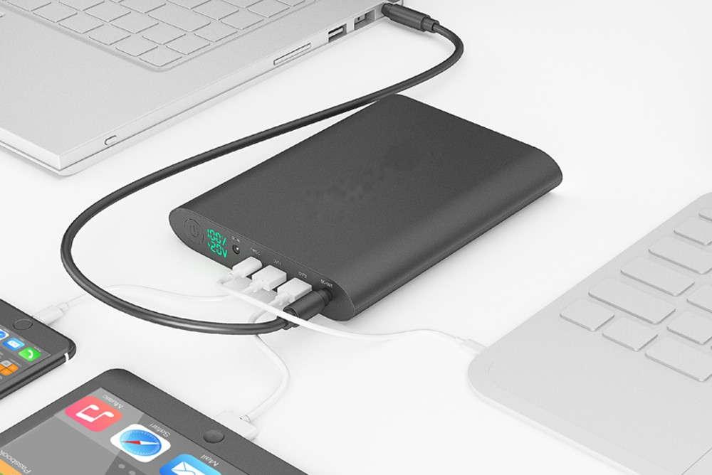 Los mejores powerbanks y cargadores portátiles para laptop 2018