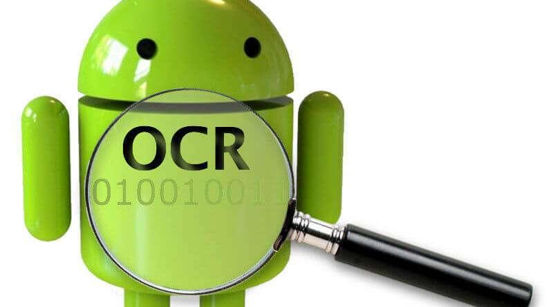 Las mejores aplicaciones OCR para Android 2018