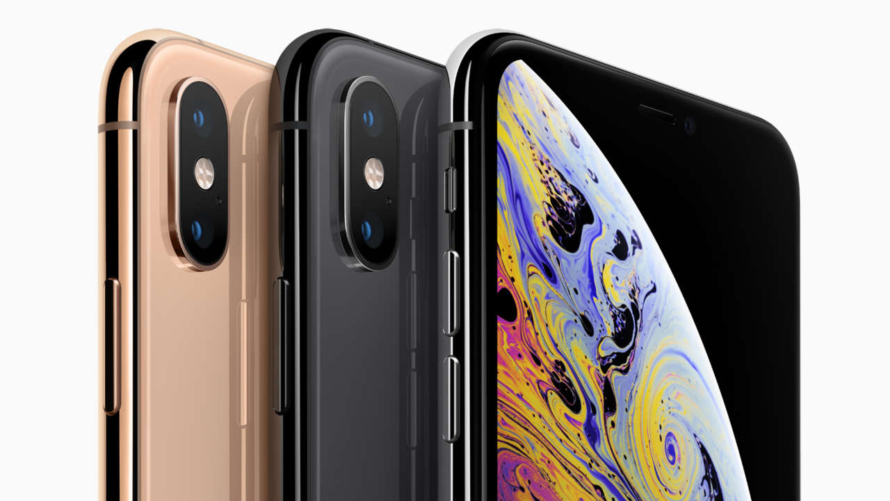 iPhone XS, XS Max, XR: Así son los tres nuevos iPhones de Apple