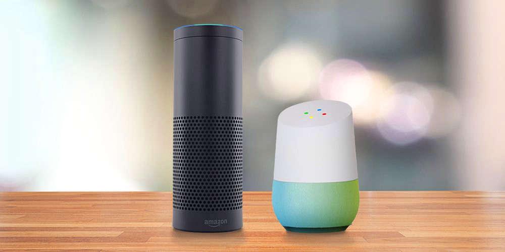Amazon Echo vs Google Home: ¿Cuál es el mejor altavoz inteligente?