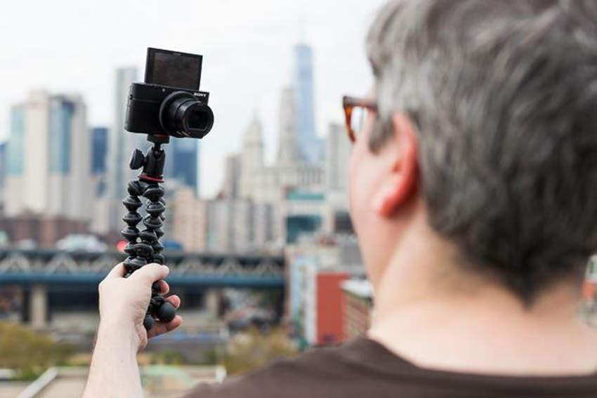 Las mejores cámaras para Instagram y aventuras 2019