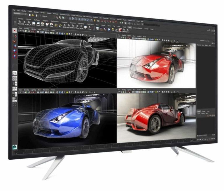 Los mejores monitores para diseño gráfico