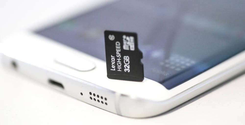 Cómo solucionar los problemas con la microSD del Samsung S7