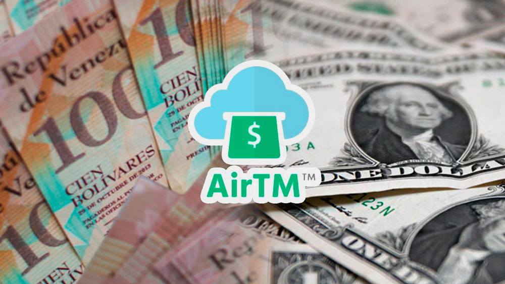 Cómo recibir pagos en dólares con AirTM