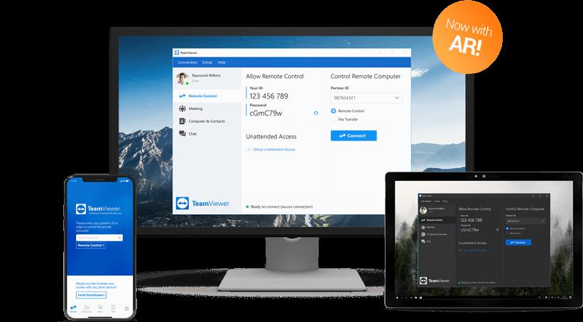 Cómo acceder a tu PC de manera remota con TeamViewer