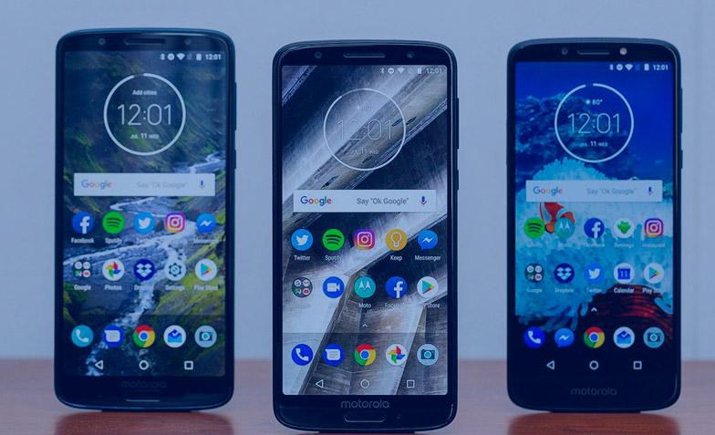 Los mejores celulares Motorola 2019