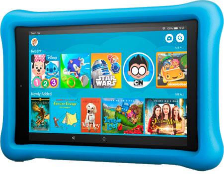 Las mejores tablets para niños
