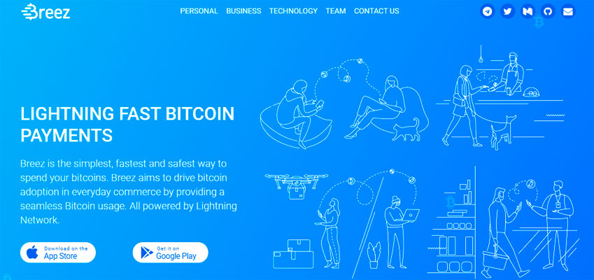 mejores wallets Bitcoin Lightning Network