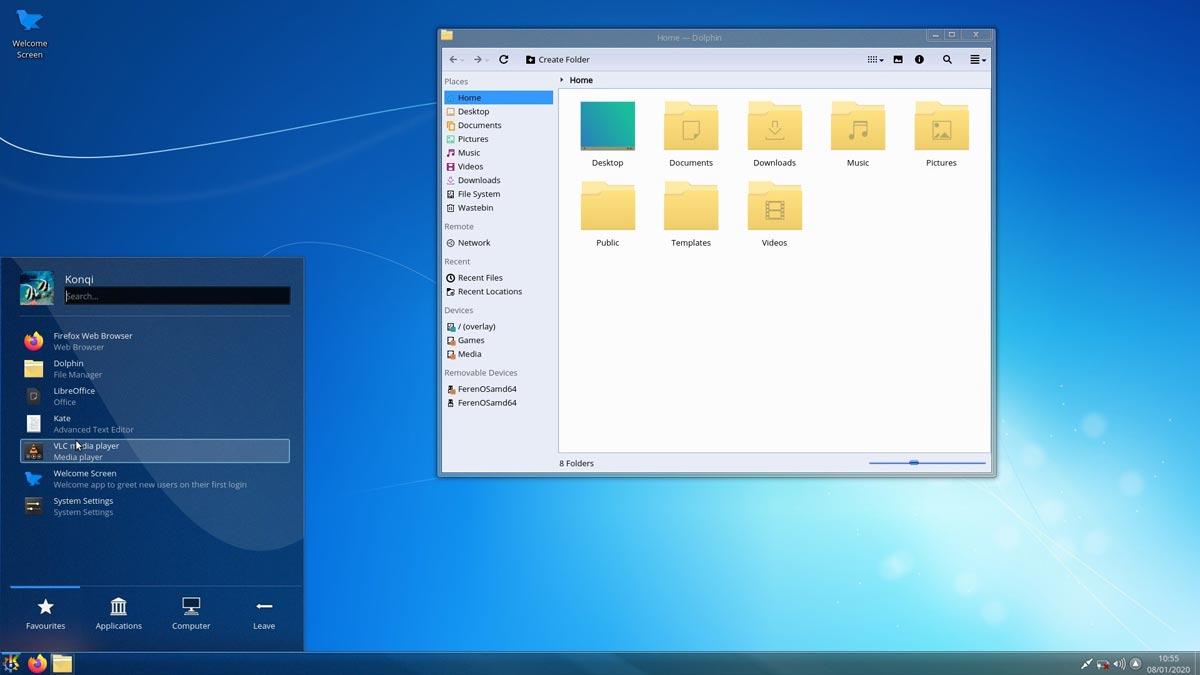 Alternativas a Windows 7