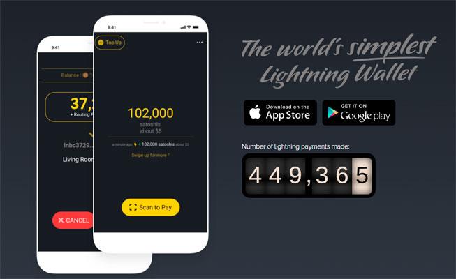 enviar Bitcoin instantáneamente a cualquier persona, en cualquier parte del mundo