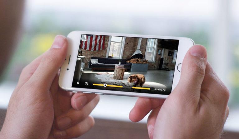 Convierte tu viejo móvil en una cámara de seguridad casera