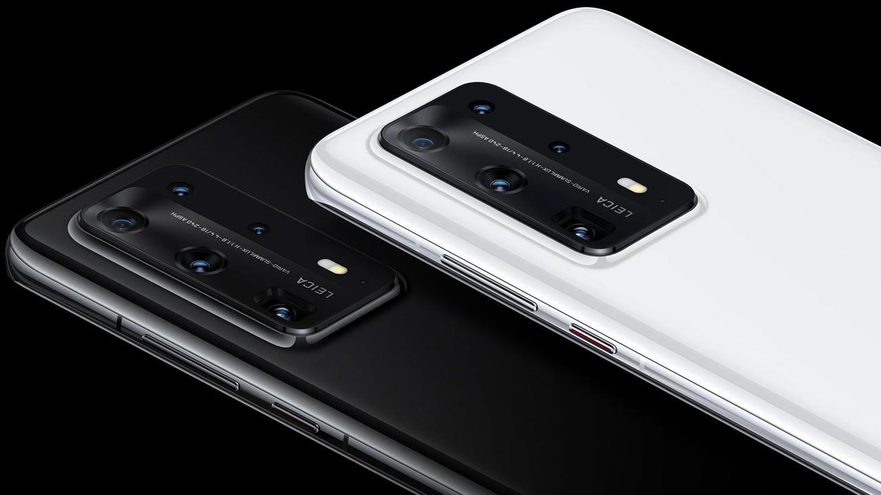 mejores celulares Huawei 2020